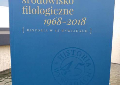 Białostockie Środowisko Filologiczne 1968-2018