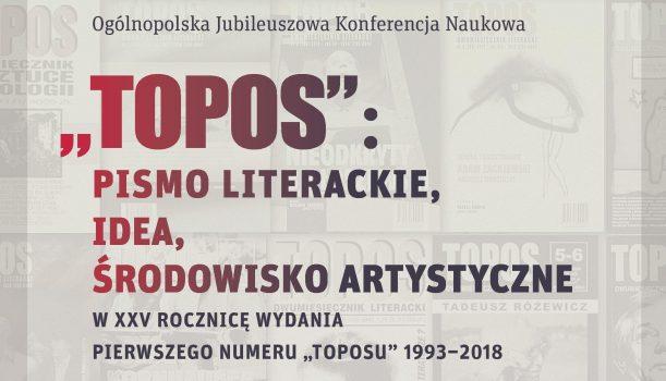 """Topos"" – konferencja naukowa"