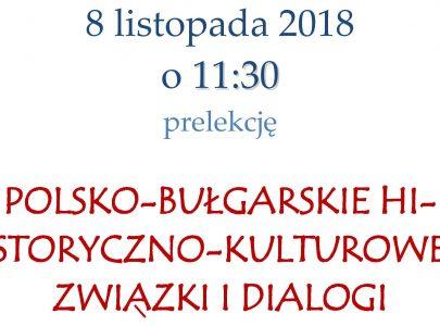 Wykład prof. Grigorovej