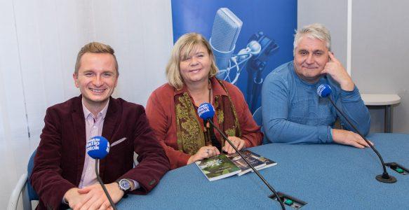 Nagranie w Radiu Białystok 15.11.2018