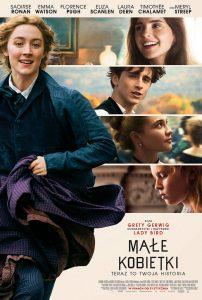 """Plakat filmu """"Małe kobietki"""""""