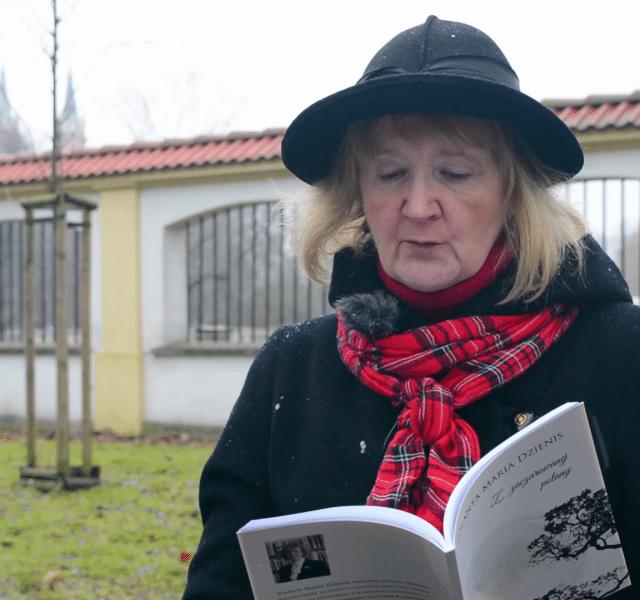 Jolanta Maria Dzienis – poetka, członkini Nauczycielskiego Klubu Literackiego w Białymstoku