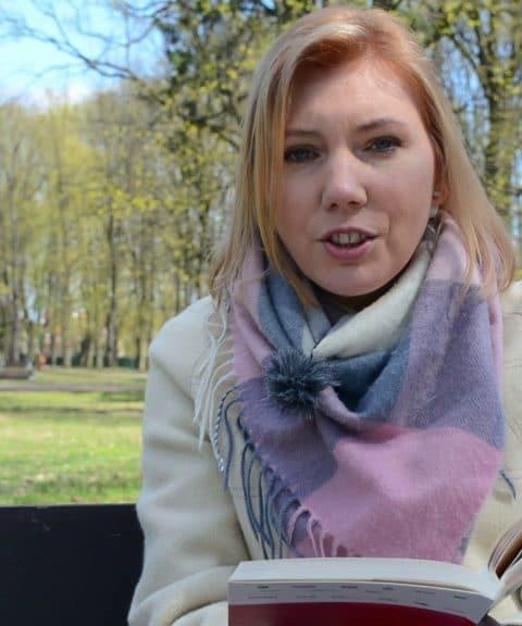 Rozmowa z poetką Anną Czartoszewską