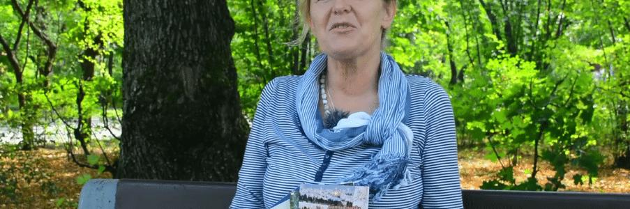 Rozmowa z Joanną Pisarską
