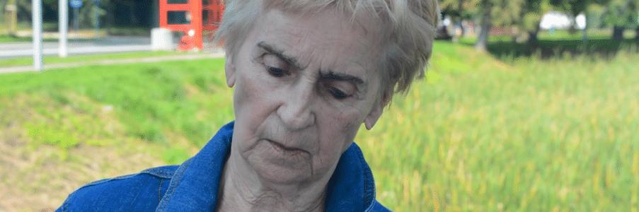 Rozmowa z poetką Reginą Świtoń